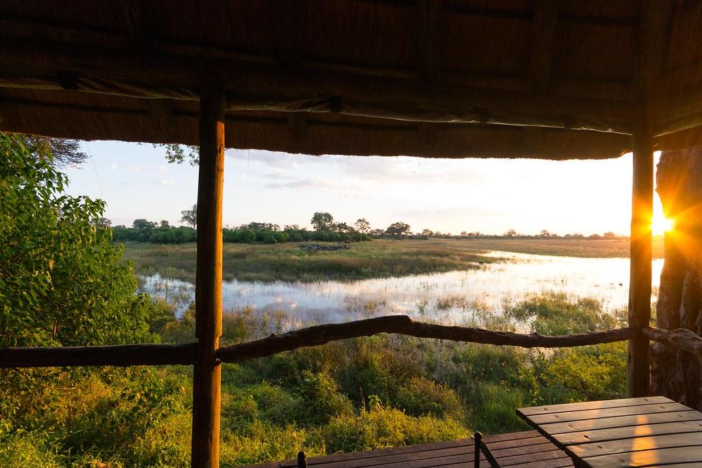 savuti botswana