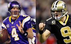 Saints vs Vikings NFL Live on ESPN Sept. 11, 2017