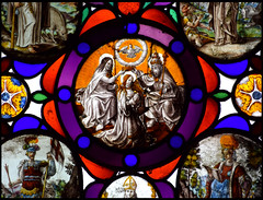 Coronation of the Blessed Virgin as Queen of Heaven