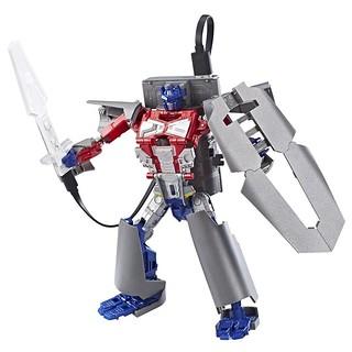 難道我的行動電源會變形也要跟你說嗎?孩之寶 變形金剛【柯博文行動電源】Transformers Optimus Prime Converting Power Bank