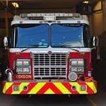 Edison Fire Department Engine 4