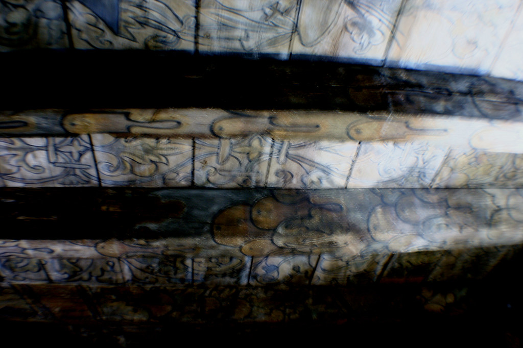 Ancient Ceiling Decoration