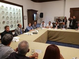 Paulinho da Força e sindicalistas se reúnem com governador sobre reforma trabalhista