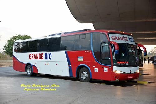 GRANDE RIO 0535 - PARAUAPEBAS x BARREIRAS