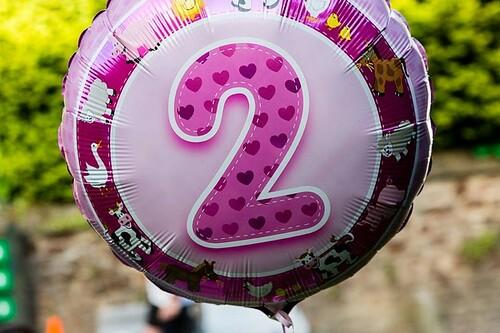 Balloon parkrun