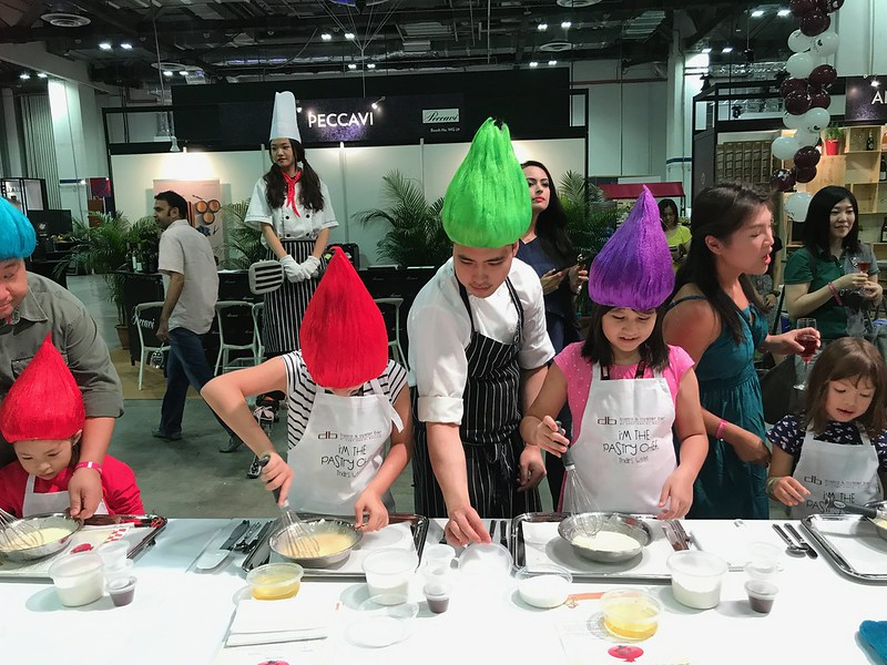 The db Bistro Junior Pastry Academy at Epicurean Market