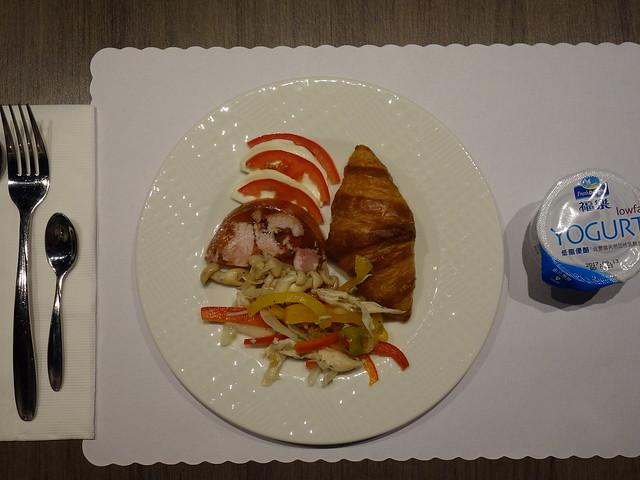 吃早餐!@高雄喜達絲飯店