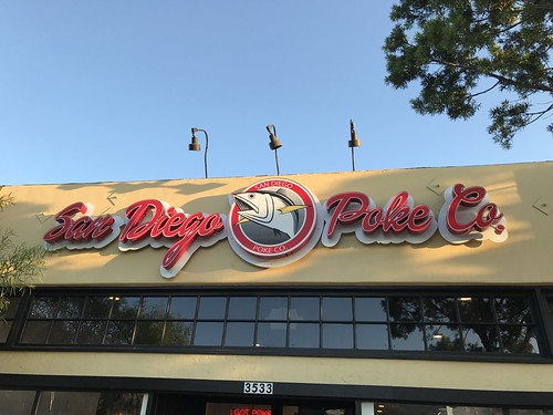 San Diego Poke Co. – Normal Heights