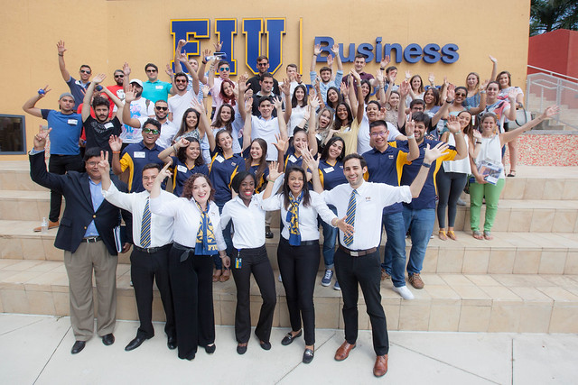 [FIU] Office of Global Initiatives Welcome Session – August 2017
