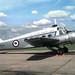 Avro Anson C21 G-BFIR (WD413) Alconbury 14-8-82