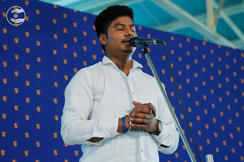 Devotional song by Bhanu Singh from Delhi