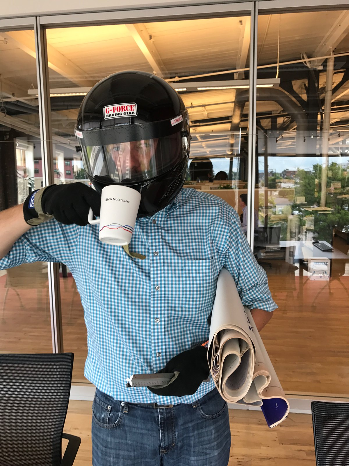 Today August 18 Is Wear Your Helmet To Work Day  News  Grassroots Motorsports-3194