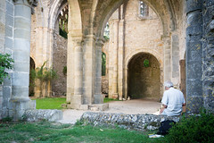Abbaye de Villelongue, Occitanie, France