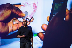 Abdigani Diriye speaks at TEDGlobal 2017