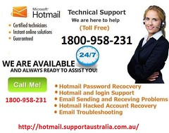Hotmail Technical Support Number 1800-958-231