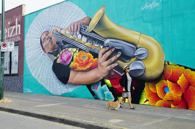Vancouver Mural Festival 2017 08