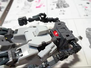 腰後的武裝架