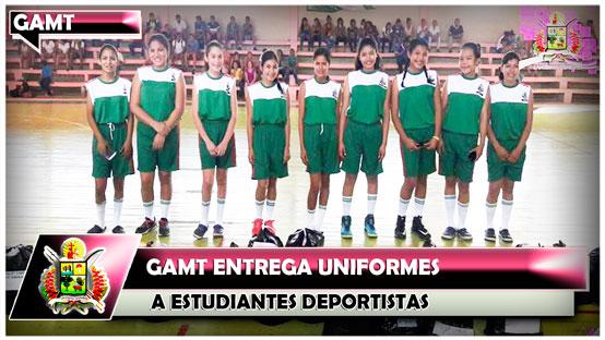 gamt-entrega-uniformes-a-estudiantes-deportistas