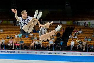 Gymnastics - Qualifications