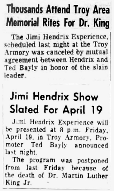 The Times Record - Troy, New York 1968-04-08 & 09