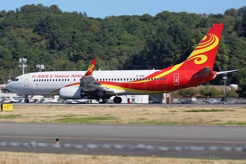 Boeing 737-84P(WL) Hainan Airlines B-1495 LN6592