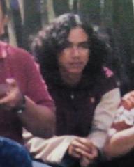 Sepertinya ini foto tahun 2004, jaman gondrong periode pertama, :D