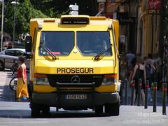 Prosegur | Mercedes Vario 814D