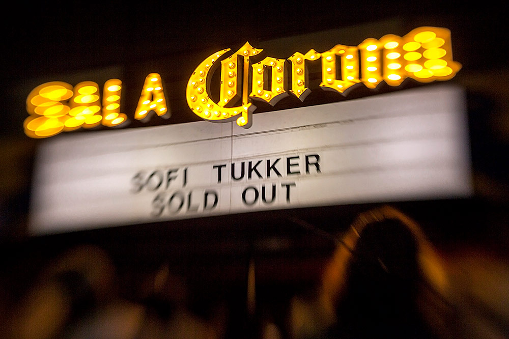 BTS: Sofi Tukker
