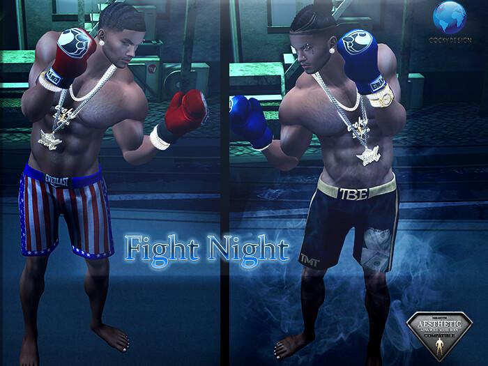 Fight Night Aesthetic - SecondLifeHub.com