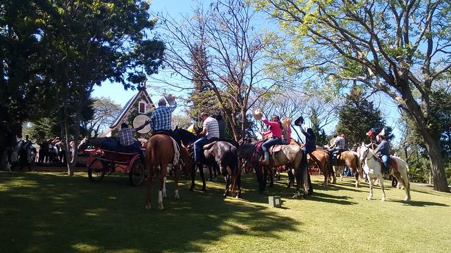 1ª Cavalgada ao Santuário da Mãe e Rainha