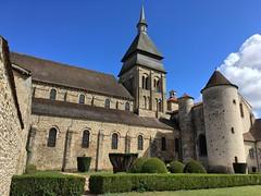 L'abbatiale Sainte Valérie à Chambon sur Voueize #chambonsurvoueize #creuse #tourismecreuse #holidays #trip #roadtrip #abbatialesaintevalerie #patrimoine #stones #abbatiale
