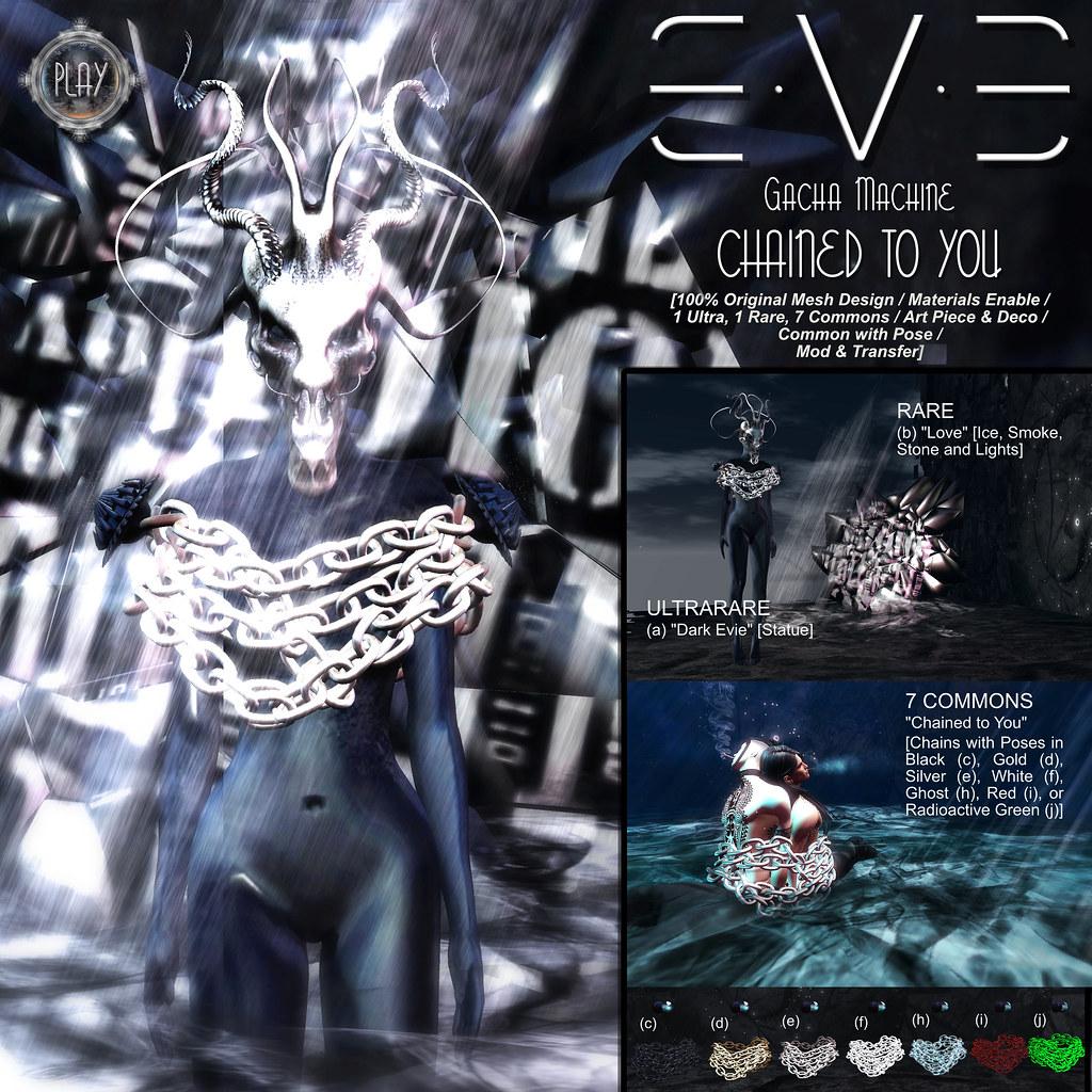 E.V.E Chained to You [info] - SecondLifeHub.com