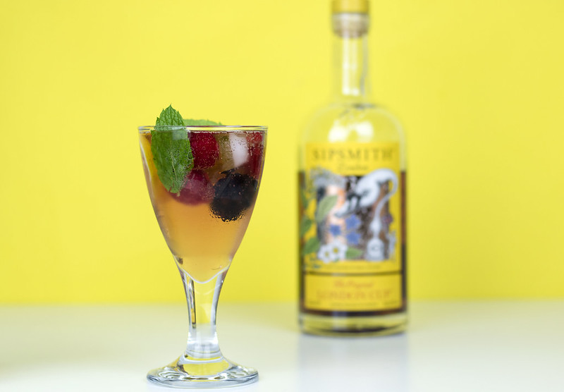 Sipsmith London Cup Gin and Tonic