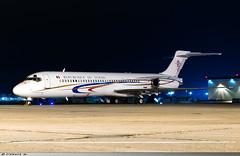 MD-87 République du Tchad TT-ABC