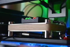 Chord Mojo & Custom MC-Audiophille stand