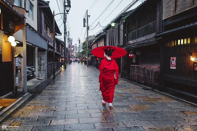 十年,京都四季 | 卷四 | 那兒春色滿城 | 19