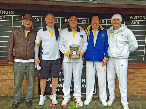 Summertown Trophy winners 2017