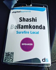 #dsdc always great to meet friends and fellow marketers