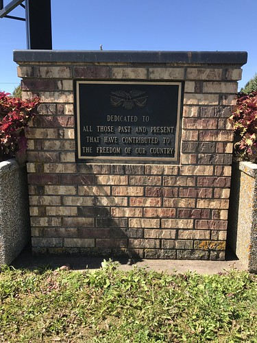 09-08-2017 Ride Veterans Memorial - Prentice,WI