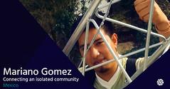 EU niega visa a indígena tzeltal que ganó premio de la Global Internet Society