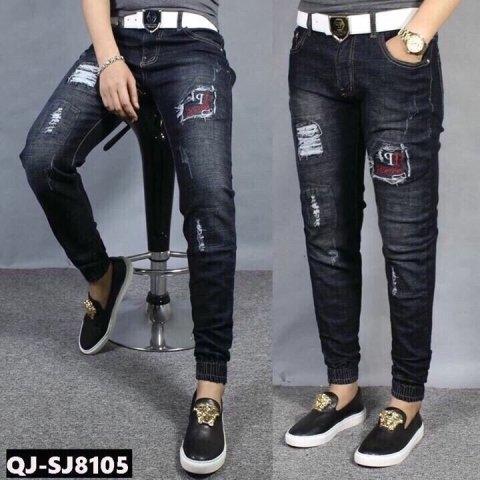 bo si quan jeans nam gia re tan xuong