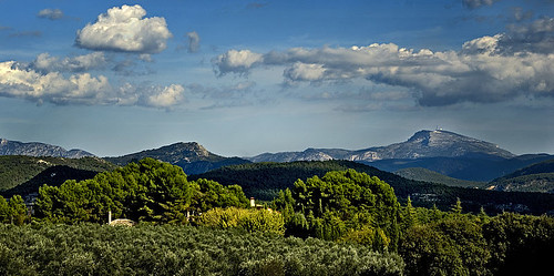 Font Roja Nature Park. From Exploring Spain: Fall in Love with Inland Alicante
