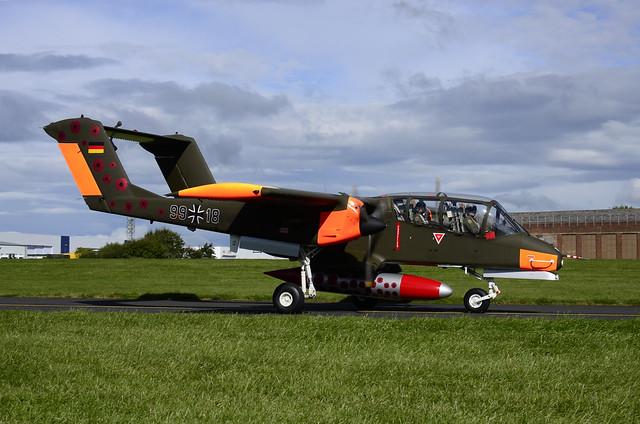99+18/G-ONAA OV-10B Bronco