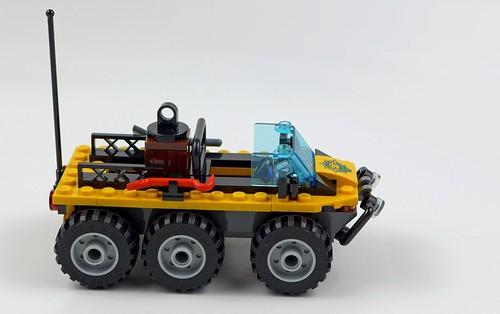 LEGO City Jungle 60161 Jungle Exploration Site 48