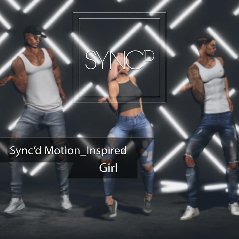 Sync'd Motion: Girl
