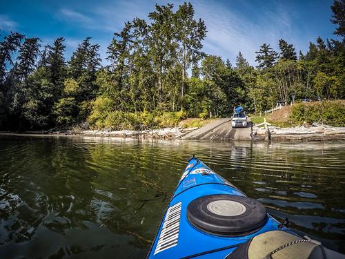 Kayaking Bellingham Bay-35