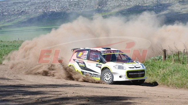 Rally Mar y Sierras en Balcarce 2017 - Sabado