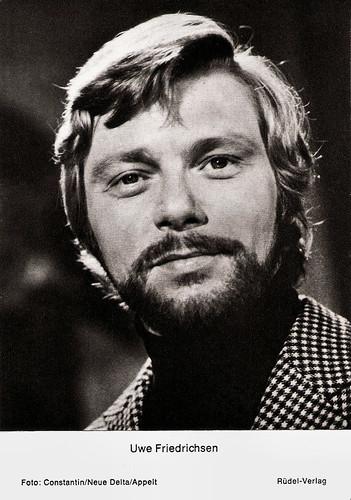 Uwe Friedrichsen in Einer spinnt immer (1971)