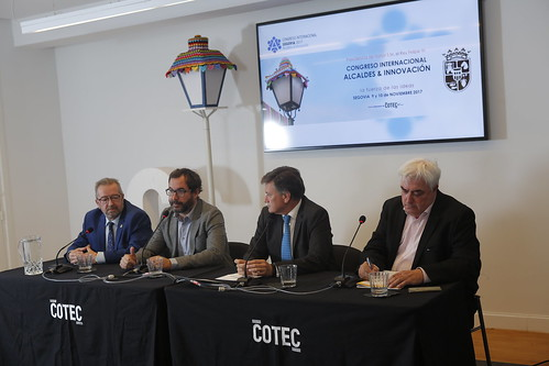 I Congreso de Alcaldes &Innovación