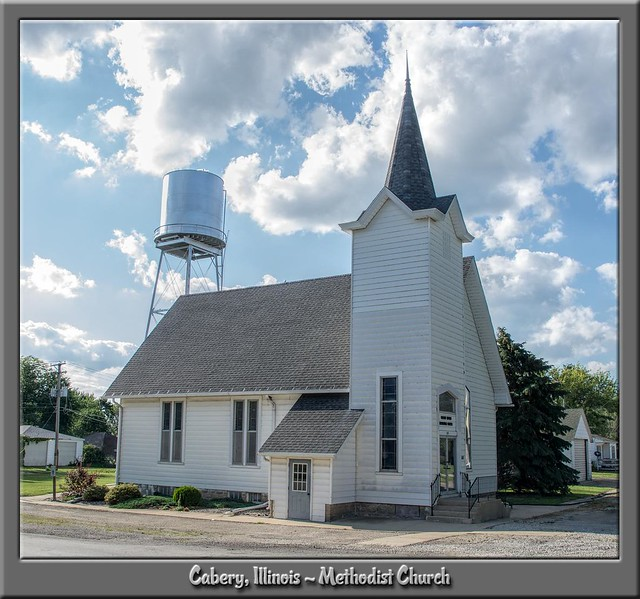 Cabery Methodist Church